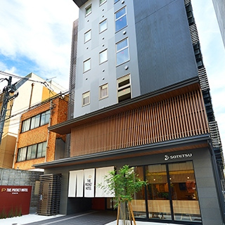 THE POCKET HOTEL KYOTO-SHIJOKARASUMA